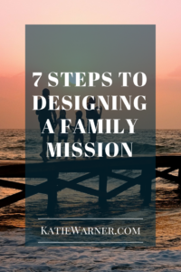 Design a Family Mission