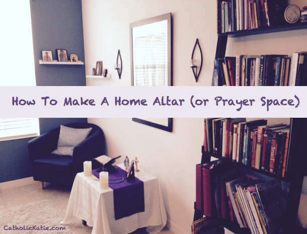 How to Make a Home Altar