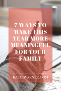 catholic family resolutions