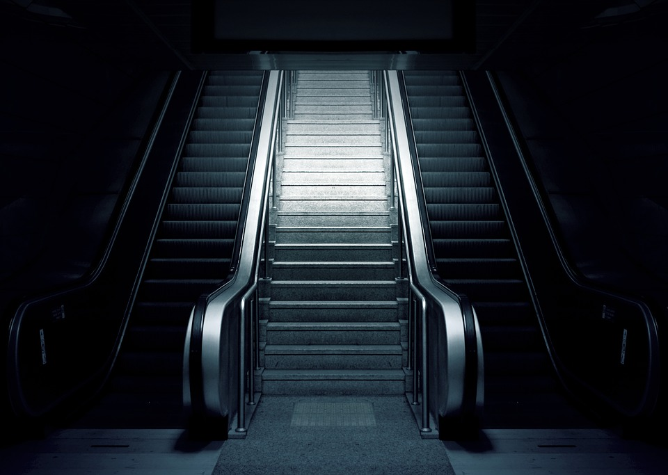 "How to Assess Your Natural Gifts to Avoid ""Going Up the Down Escalator"""